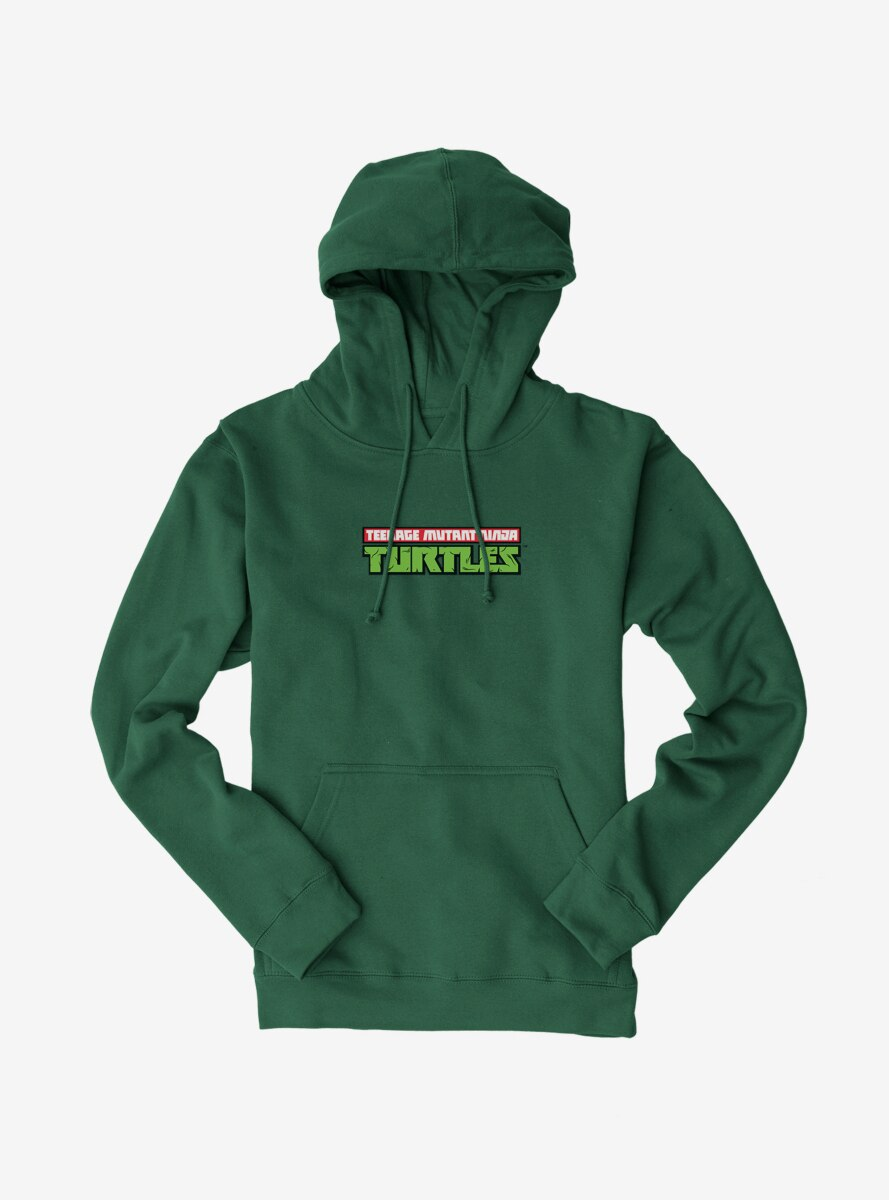 Teenage Mutant Ninja Turtles Original Title Script Hoodie