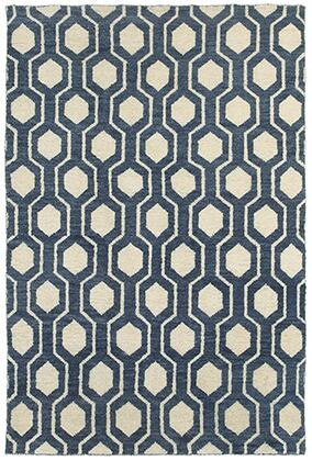 M56507107168ST Rectangle 3 6 X  5 6 Rug Pad with Geometric Pattern and Handcrafted