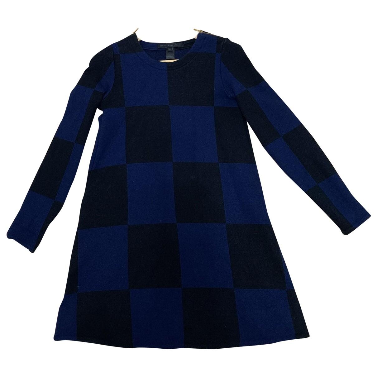 Marc By Marc Jacobs \N Blue Wool dress for Women S International