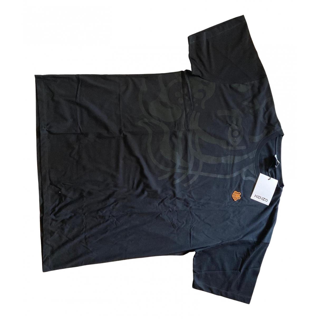 Kenzo - Top   pour femme en coton - noir