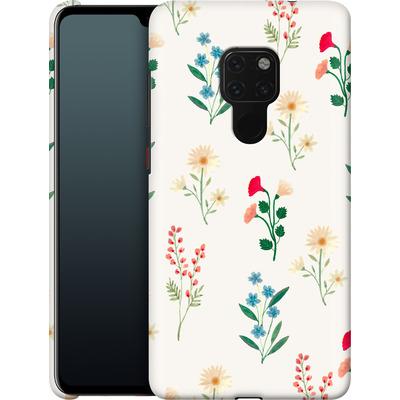 Huawei Mate 20 Smartphone Huelle - Leafy Green von Iisa Monttinen