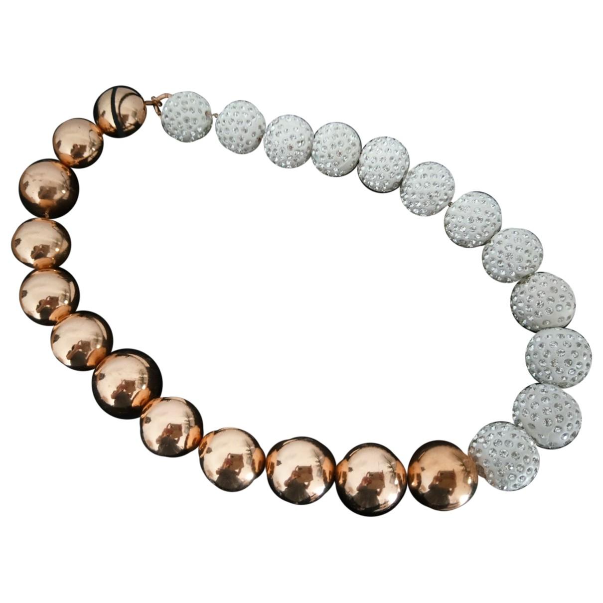 Uterque \N Kette in Perlen