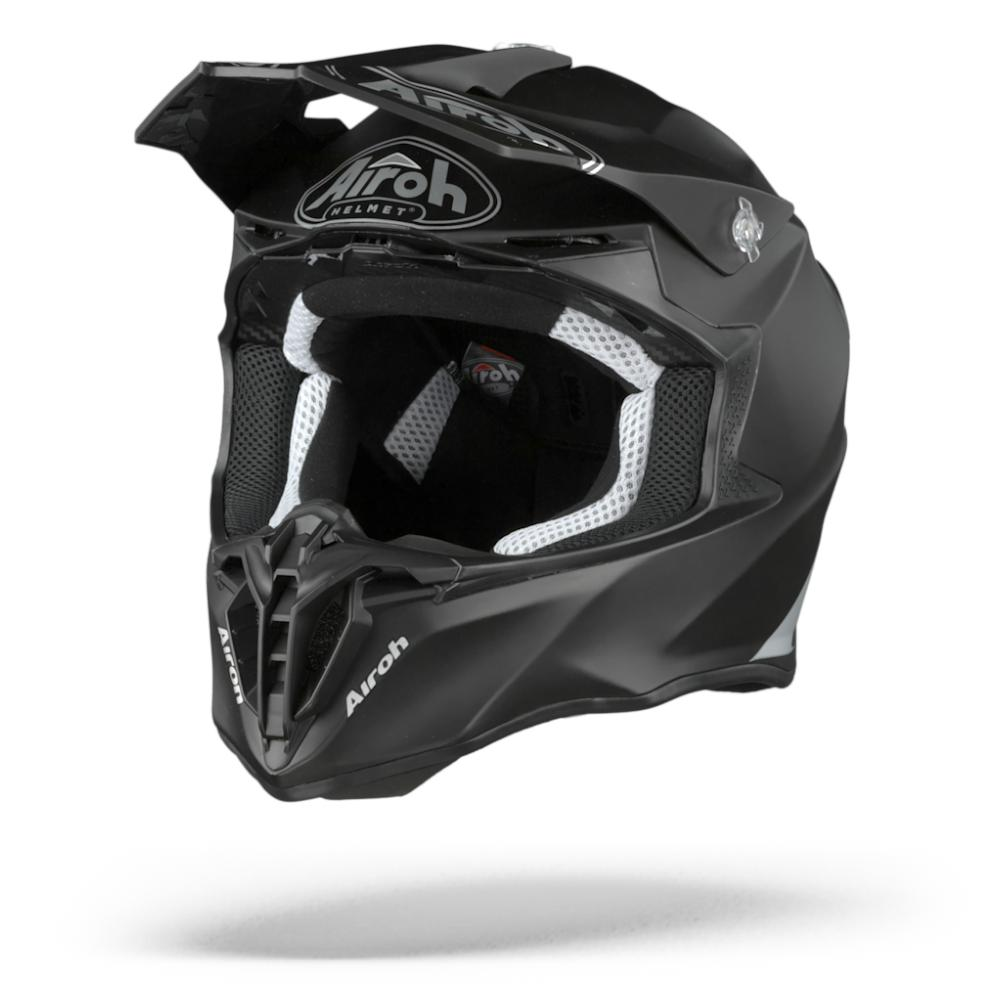 Airoh Twist 2.0 Casco Motocross Negro Matte L