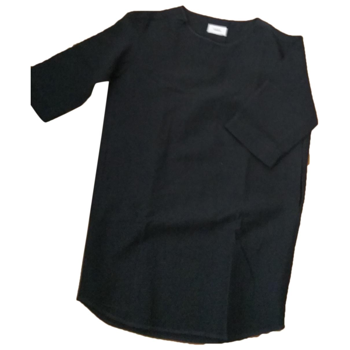 Humanoid - Robe   pour femme en coton - noir