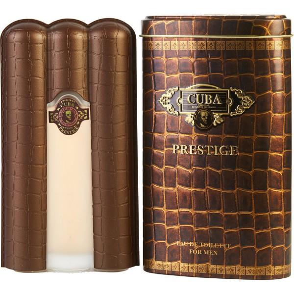 Cuba Prestige Gold - Fragluxe Eau de Toilette Spray 90 ml