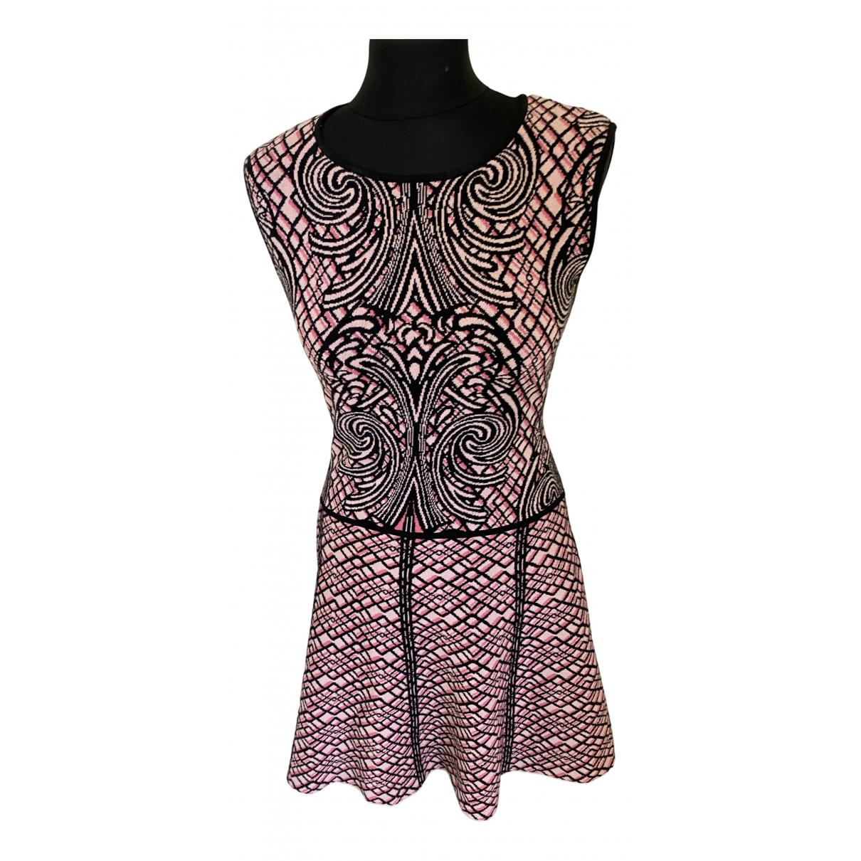 M Missoni \N Kleid in  Rosa Baumwolle - Elasthan