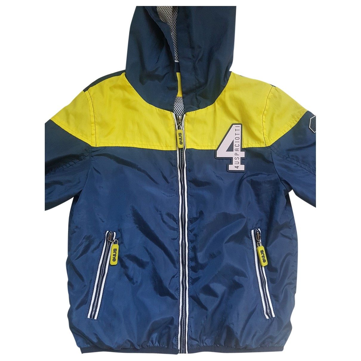 Cesare Paciotti \N Blue jacket & coat for Kids 6 years - up to 114cm FR