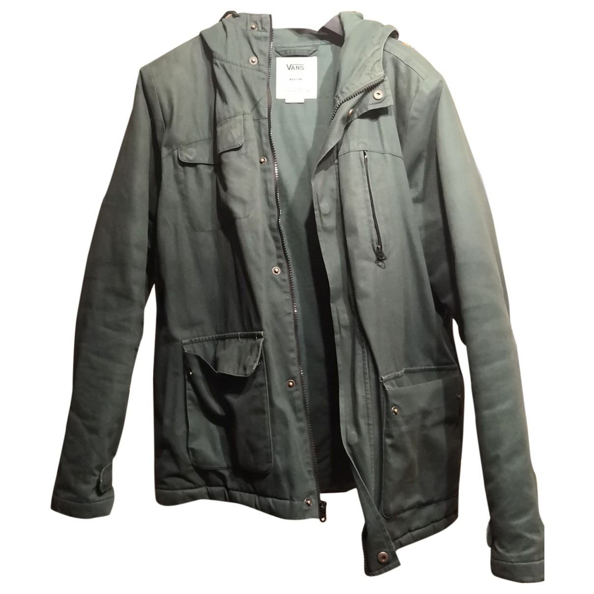 Vans \N Green jacket  for Men M International