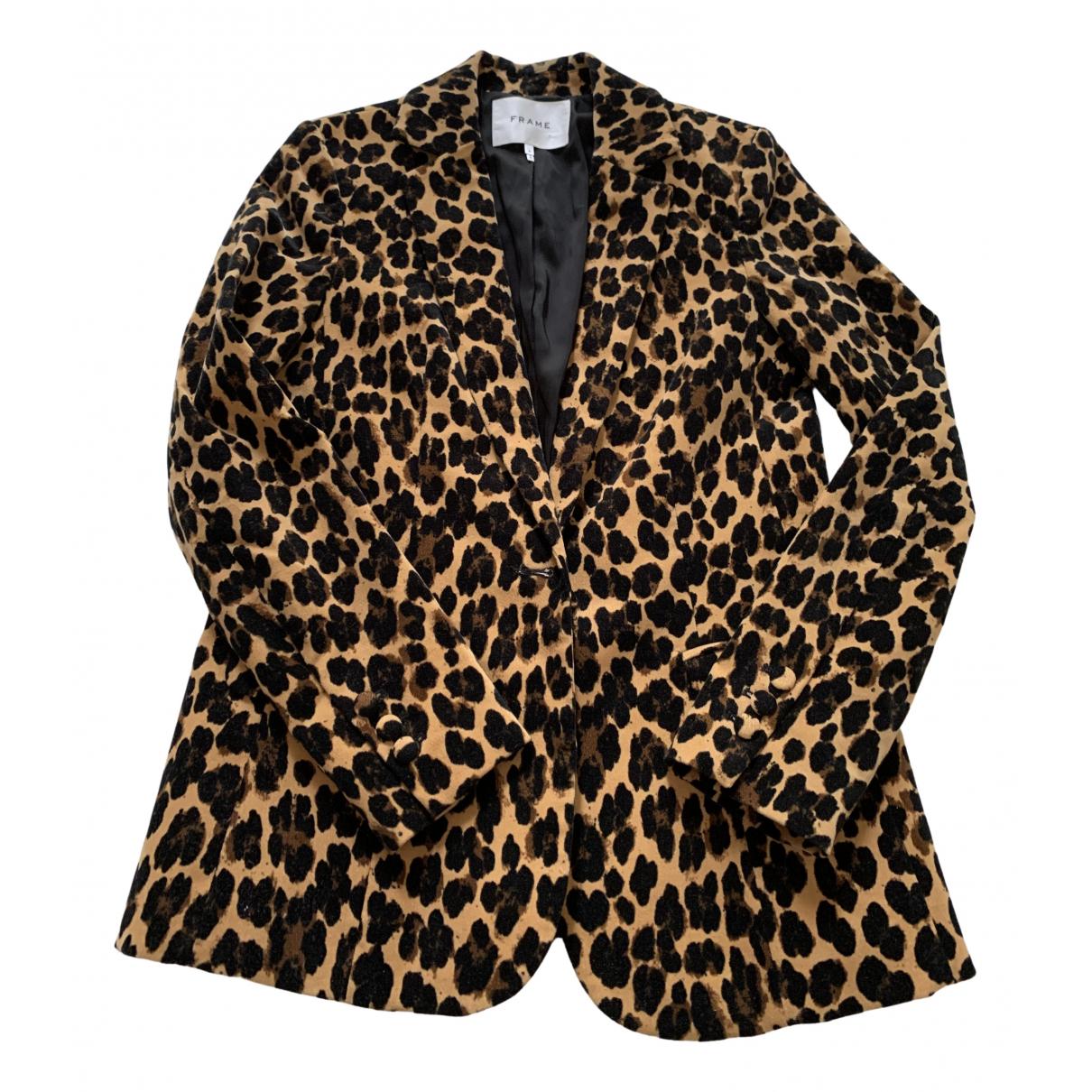 Frame Denim N Multicolour jacket for Women 4 US