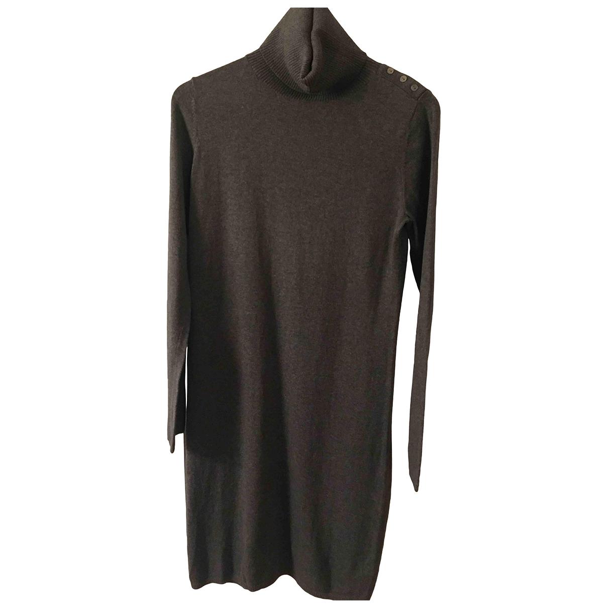 Tommy Hilfiger - Pull   pour femme en coton - gris