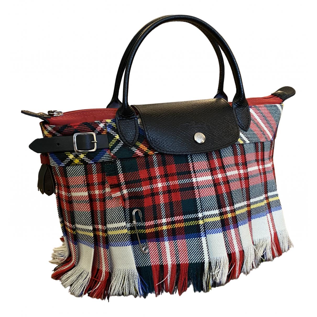 Longchamp Pliage  Wool handbag for Women \N