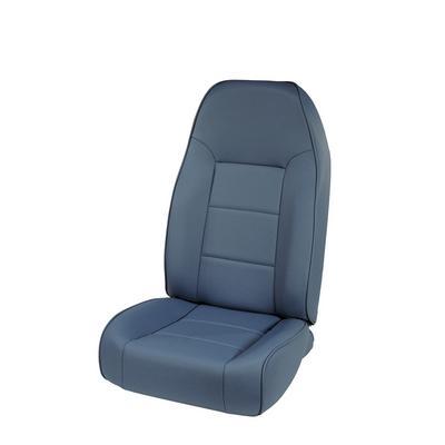 Rugged Ridge Standard Front Bucket Seat (Blue) - 13401.05