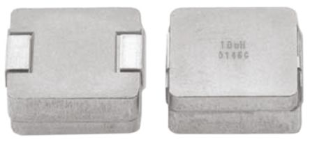 Vishay , IHLP-5050EZ-01, 5050 Shielded Wire-wound SMD Inductor with a Metal Composite Core, 1 μH ±20% Wire-Wound 29A Idc