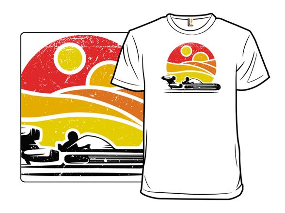 Speeder Classic T Shirt