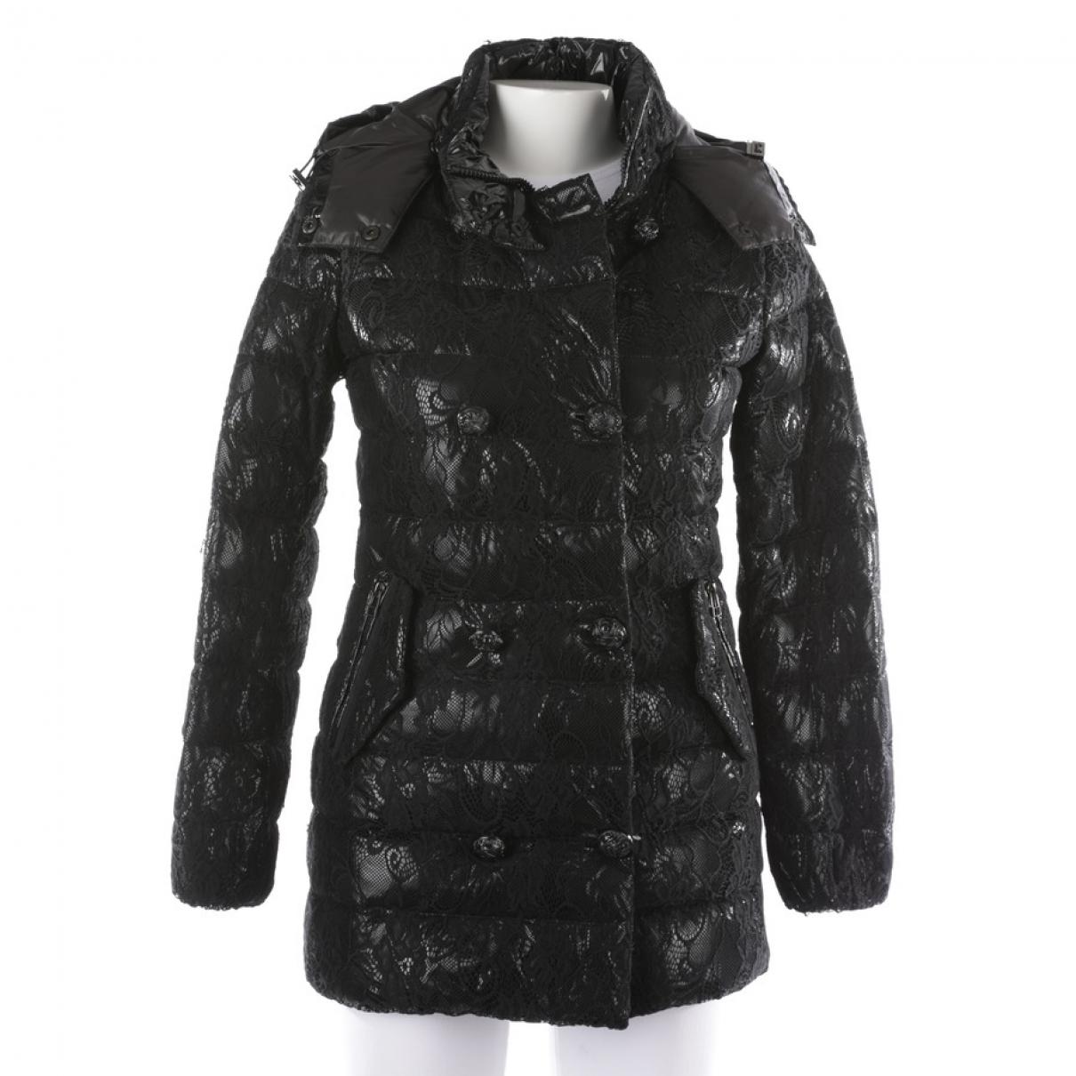 Sly010 \N Black coat for Women 36 FR