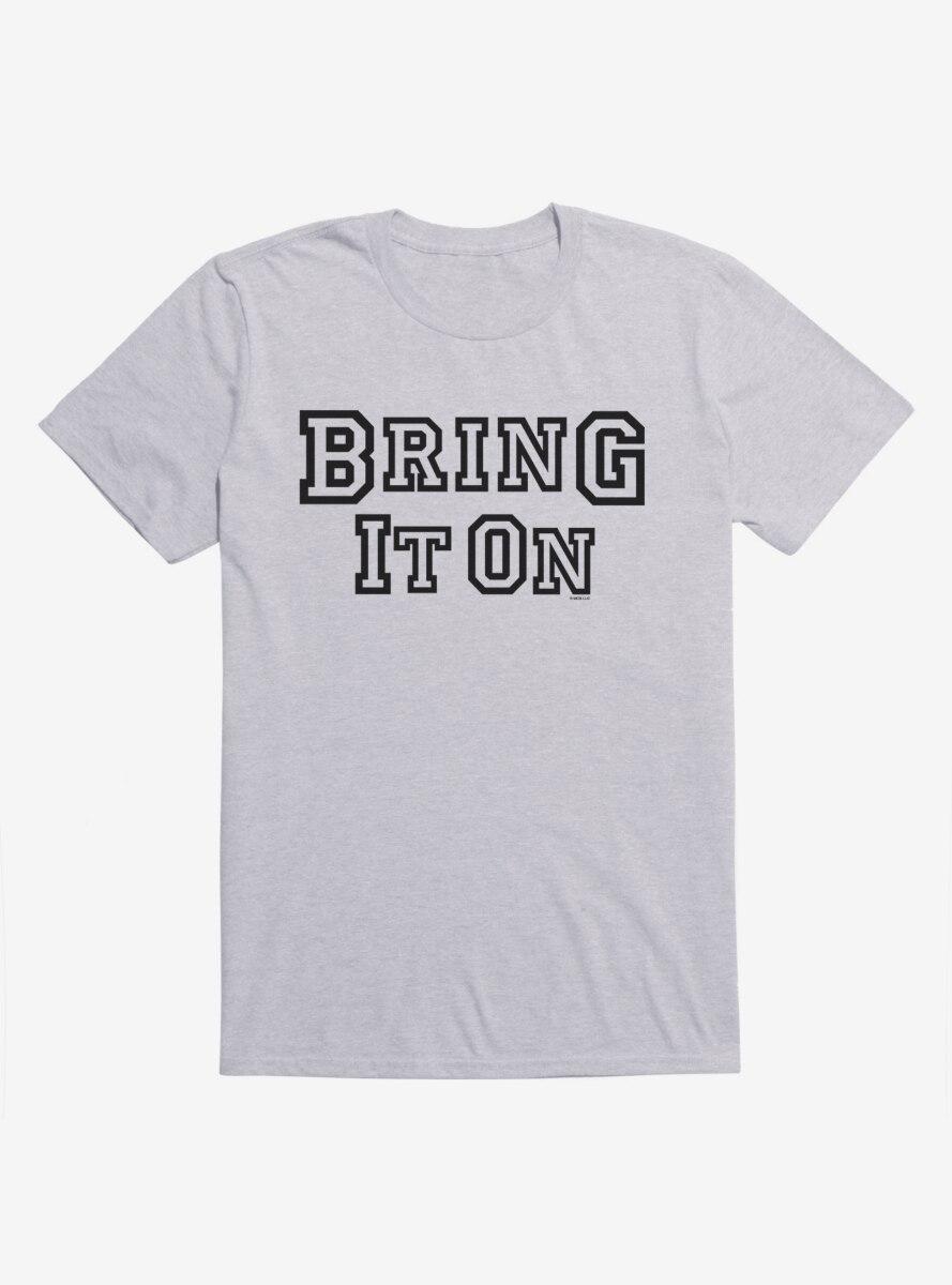 Bring It On Bold Outline Logo T-Shirt