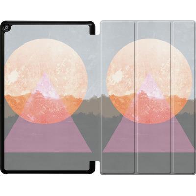 Amazon Fire HD 10 (2017) Tablet Smart Case - Landscape Abstract 3 von Mareike Bohmer