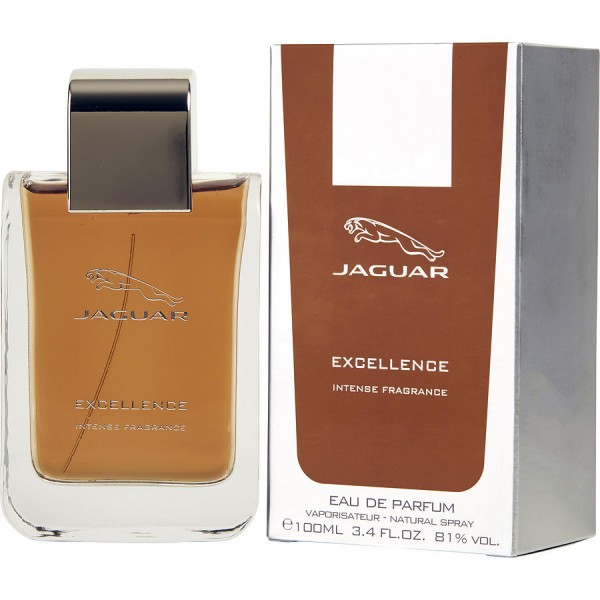 Excellence Intense - Jaguar Eau de parfum 100 ML