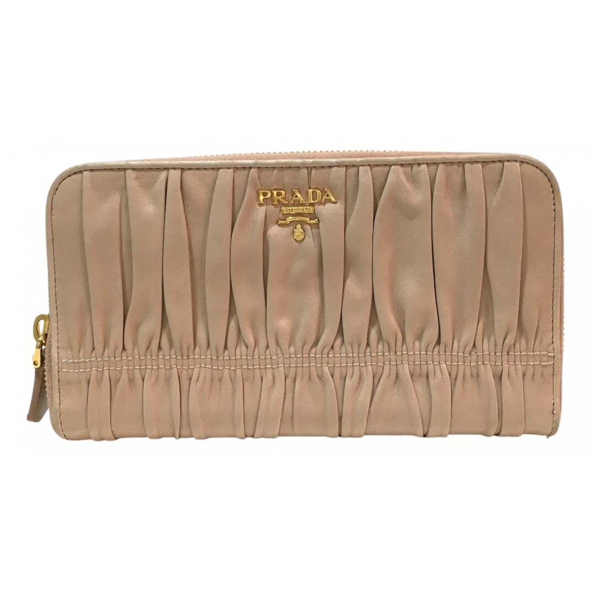 Prada N Leather wallet for Women N