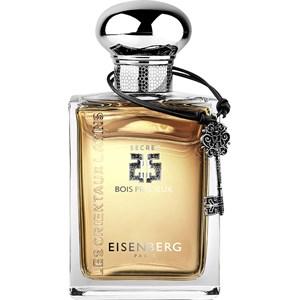 Eisenberg Mens fragrances Les Orientaux Latins Secret N°II Bois Precieux Homme Eau de Parfum Spray 100 ml