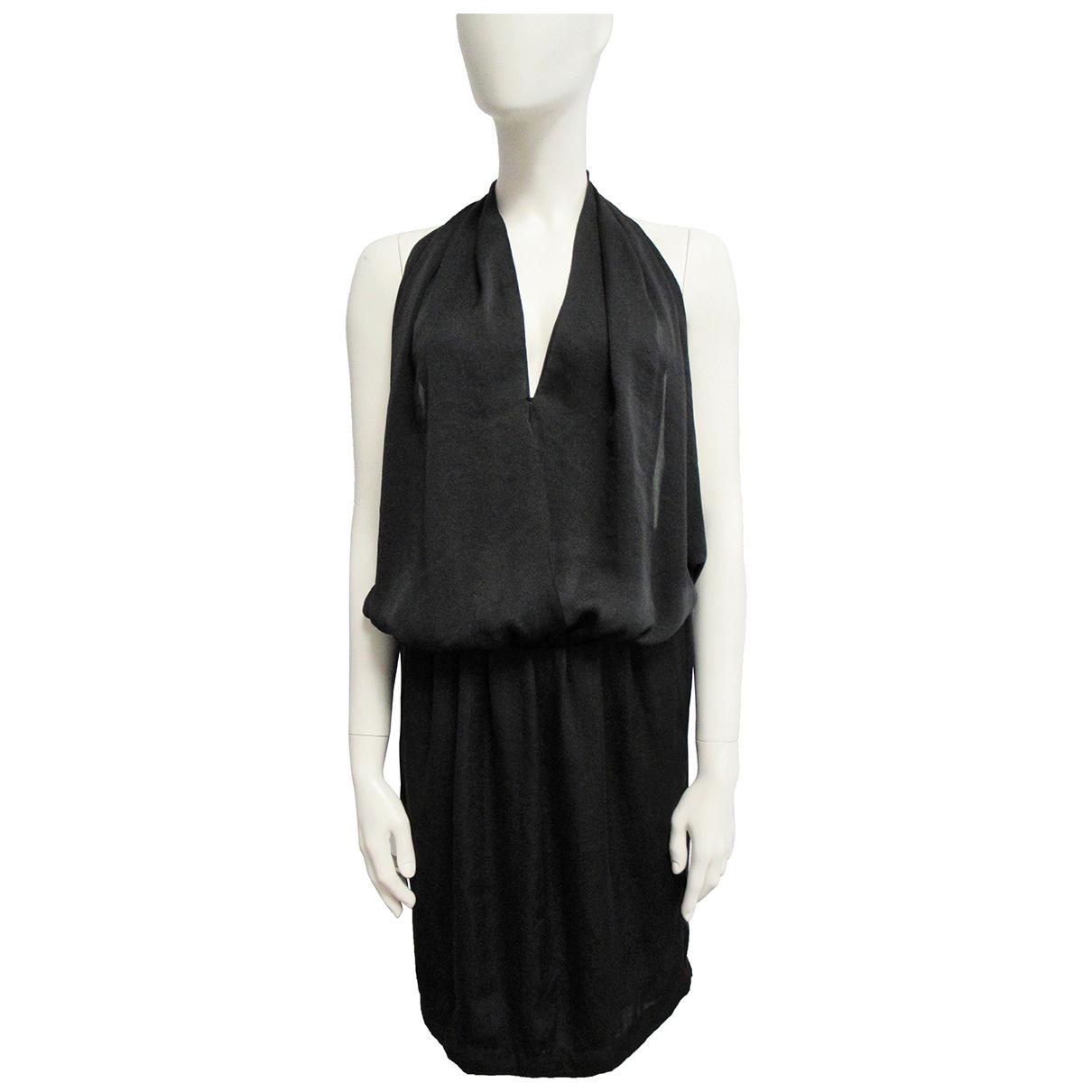 Mauro Grifoni \N Black dress for Women 42 IT