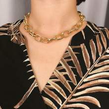 Chain Link Necklace 1pc