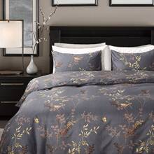 Leaf Print Bedding Sets Without Filler