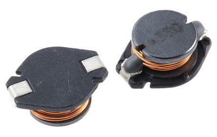 Wurth Elektronik Wurth, WE-PD4 Wire-wound SMD Inductor with a Ferrite Core, 33 μH ±10% Wire-Wound 2.3A Idc (5)