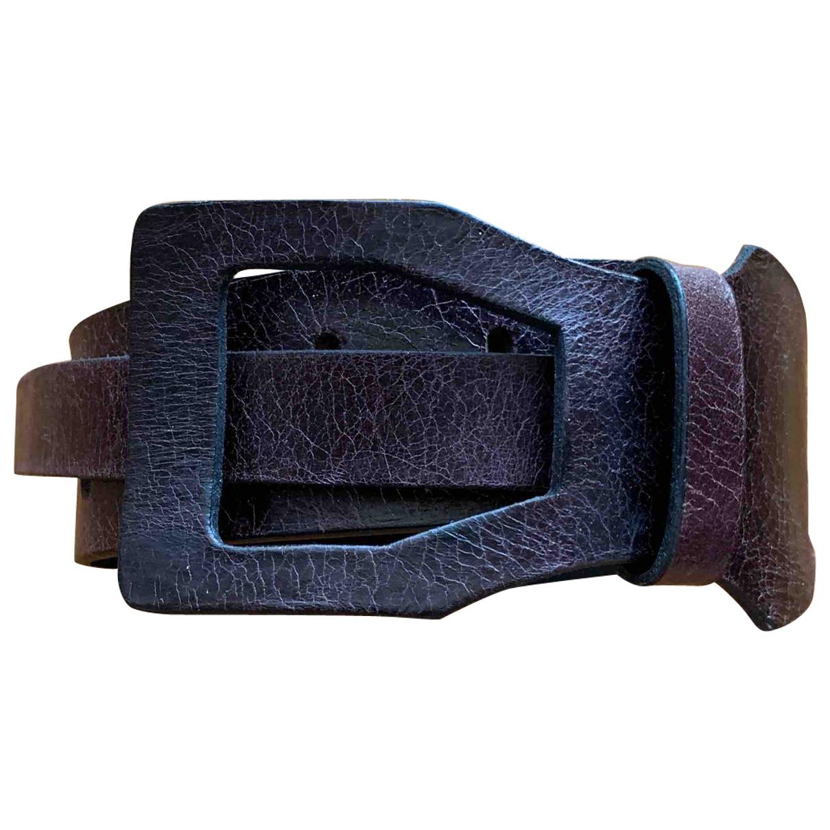 Cinturon de Charol Strenesse