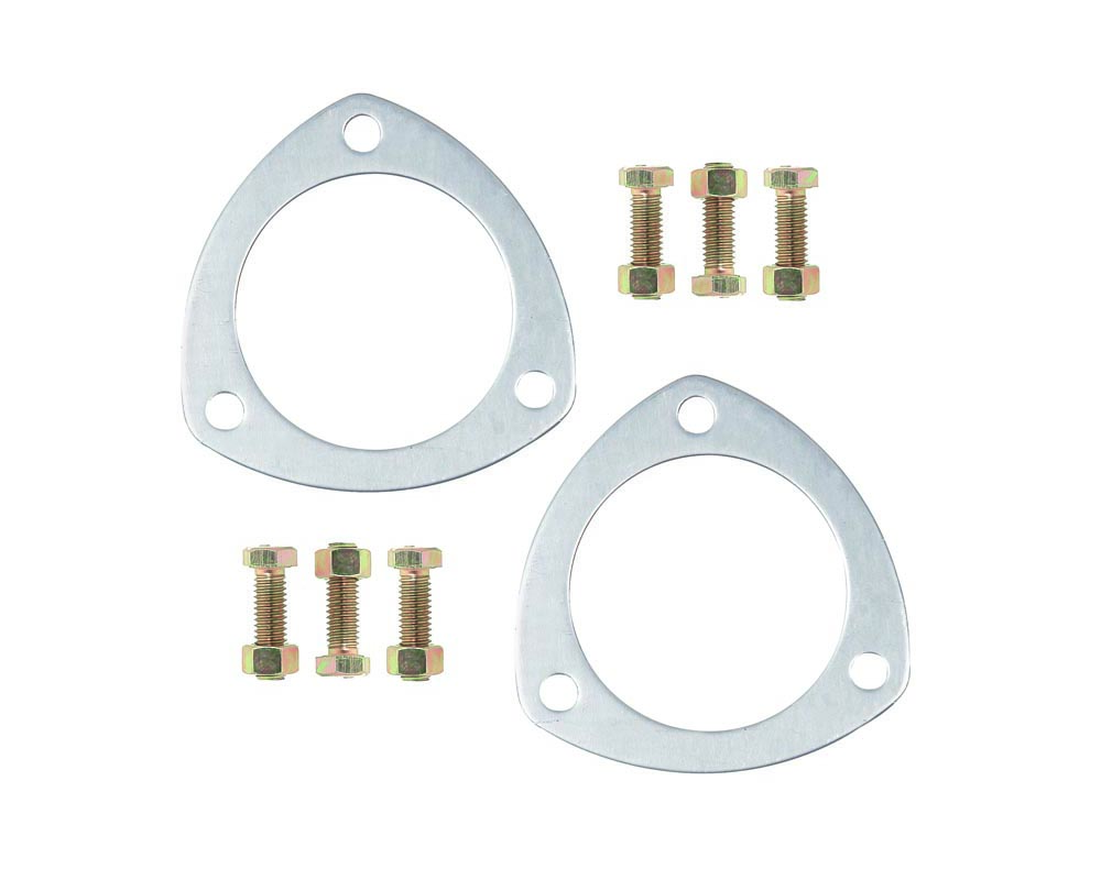Mr. Gasket Collector Gaskets - Solid Aluminum