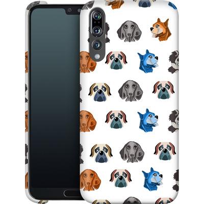 Huawei P20 Pro Smartphone Huelle - Dog Love von Mukta Lata Barua