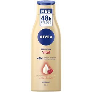 Nivea Soin du corps Lotion pour le corps et lait Lotion intense pour le corps Vital 250 ml