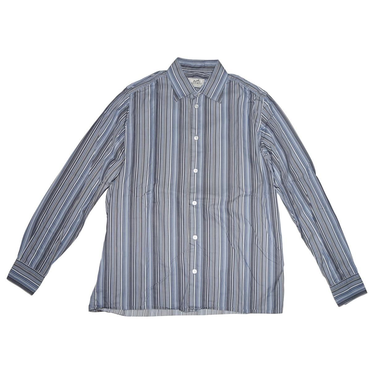 Hermes \N Hemden in Baumwolle