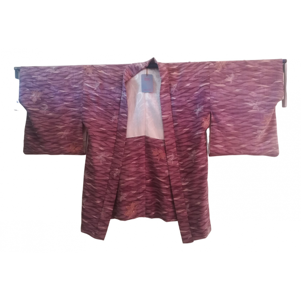 - Veste   pour femme en soie