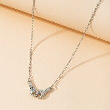 1 pieza collar minimalista