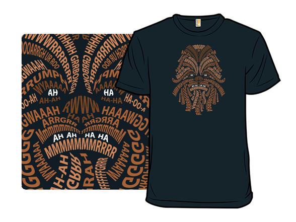 Wookgraphy T Shirt