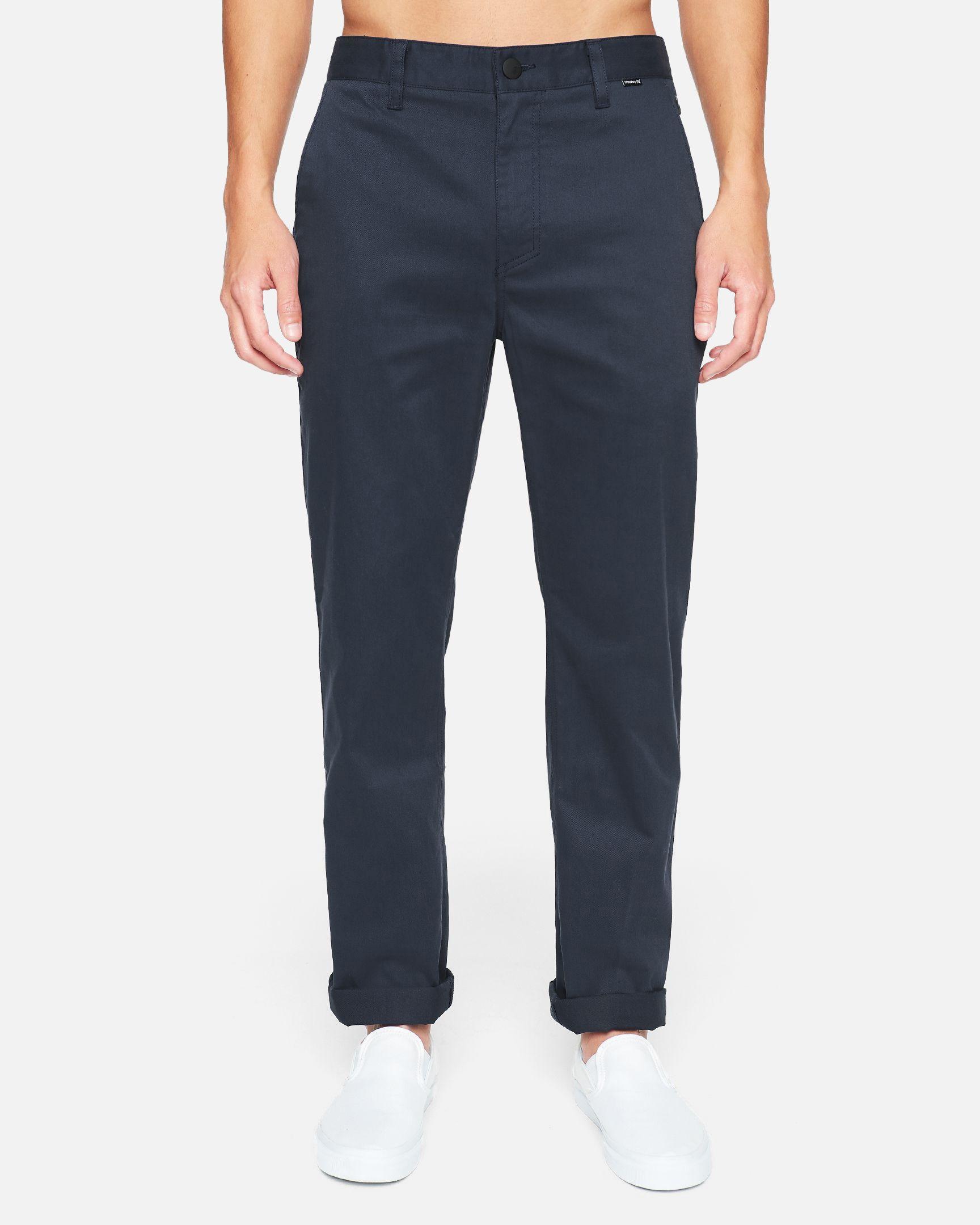 Men's Dri-Fit Worker Pants in Obsidian, Size 34