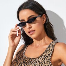 Cat Eye Acrylic Sunglasses