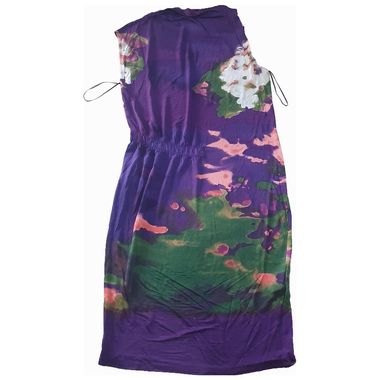 Max Mara \N Purple dress for Women 46 IT