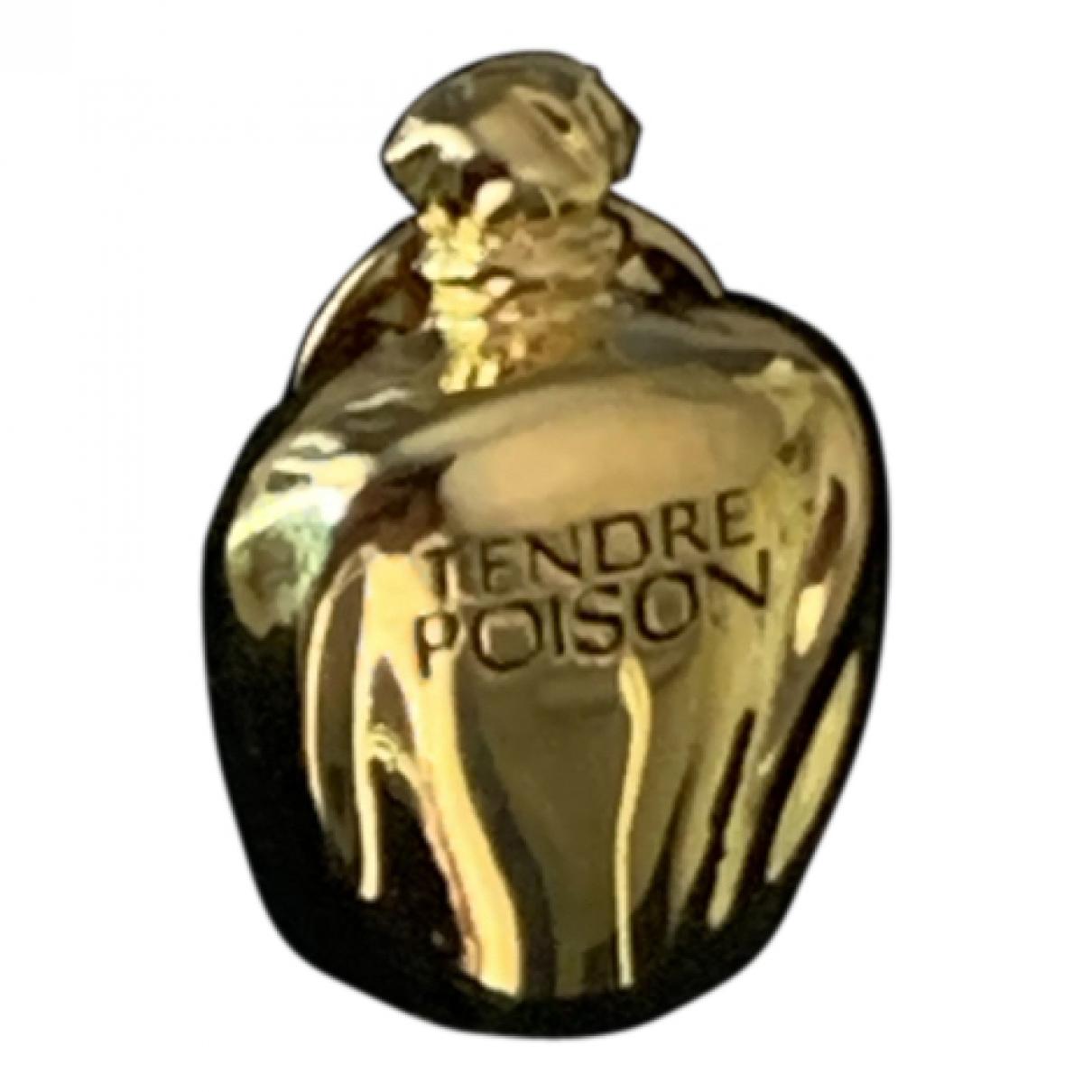 Broche en Oro y acero Dorado Dior