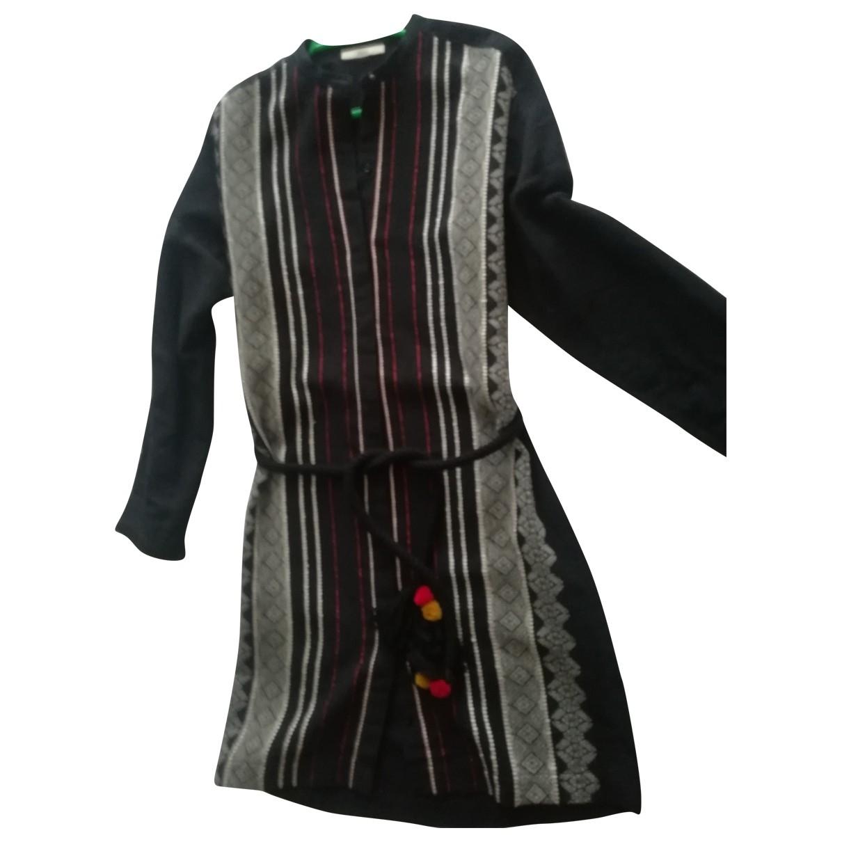 Vestido midi de Lino Sessun