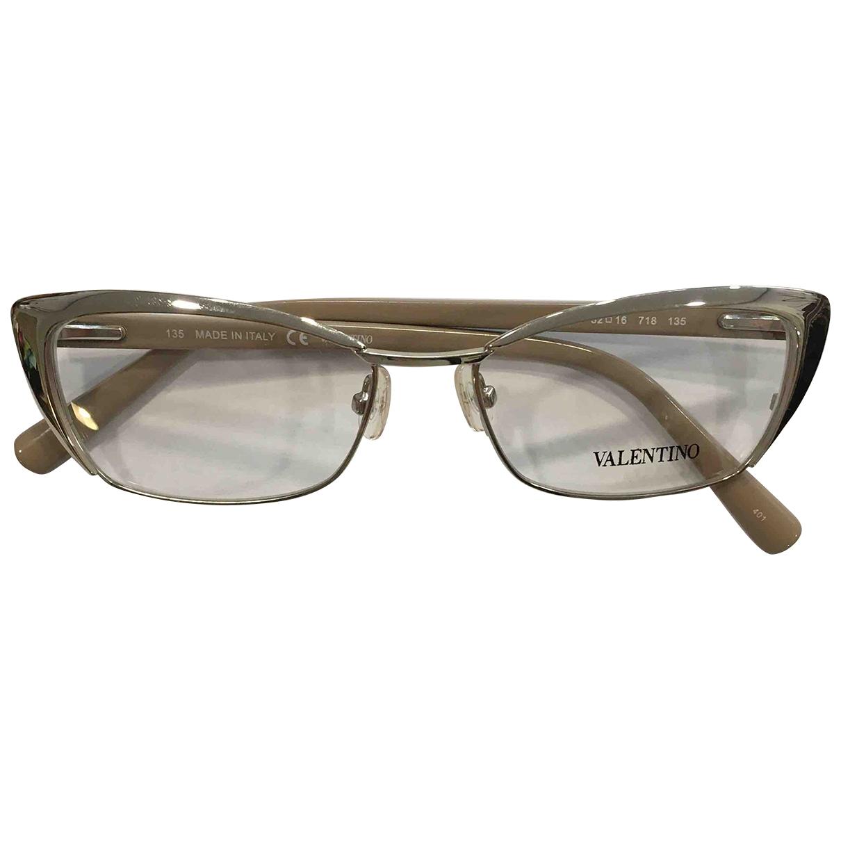 Valentino Garavani \N Metal Sunglasses for Women \N