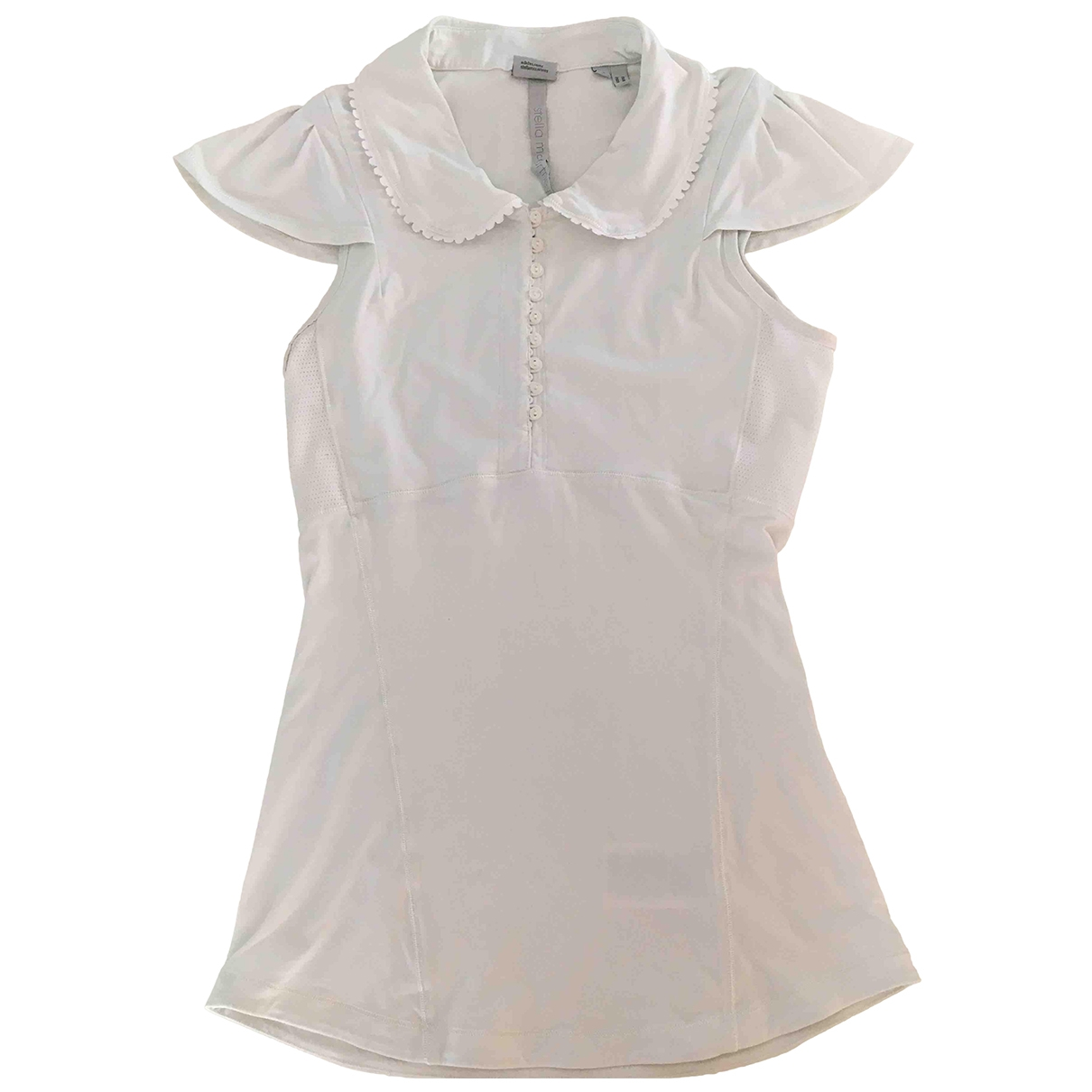 Stella Mccartney Pour Adidas - Top   pour femme - blanc