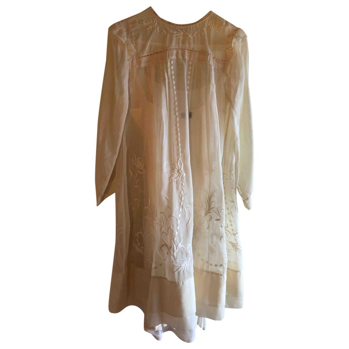By Malene Birger - Robe   pour femme - beige