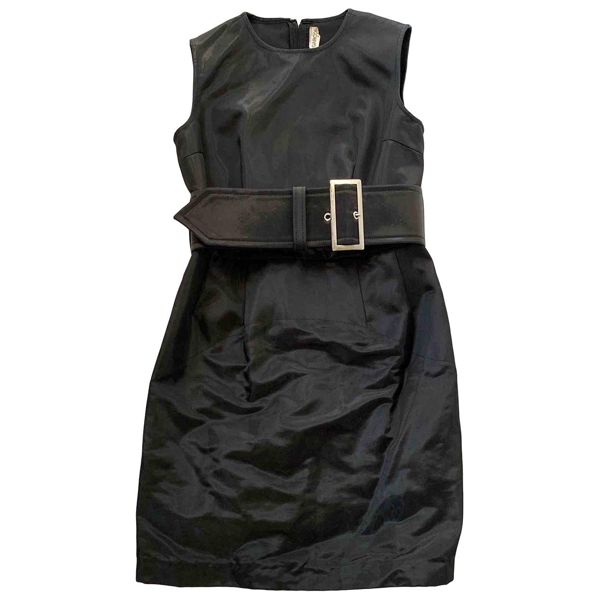 Comme Des Garcons \N Kleid in  Schwarz Mit Pailletten