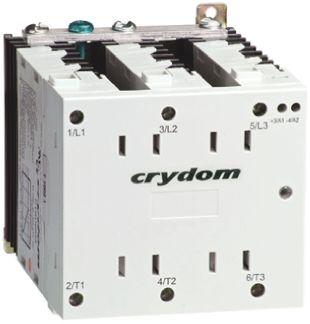 Sensata / Crydom 25 A rms Solid State Relay, Zero Cross, DIN Rail, SCR, 600 V rms Maximum Load
