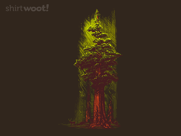 Giant Sequoia T Shirt