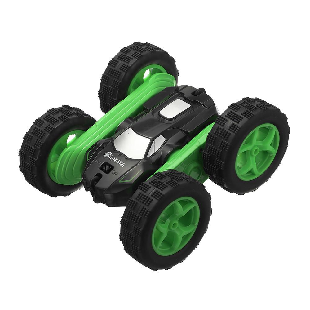 Eachine EC02 RC Car 2.4G 4CH Stunt Drift Deformation Buggy Roll Car 360 Degree Flip Robot Vehicle Models