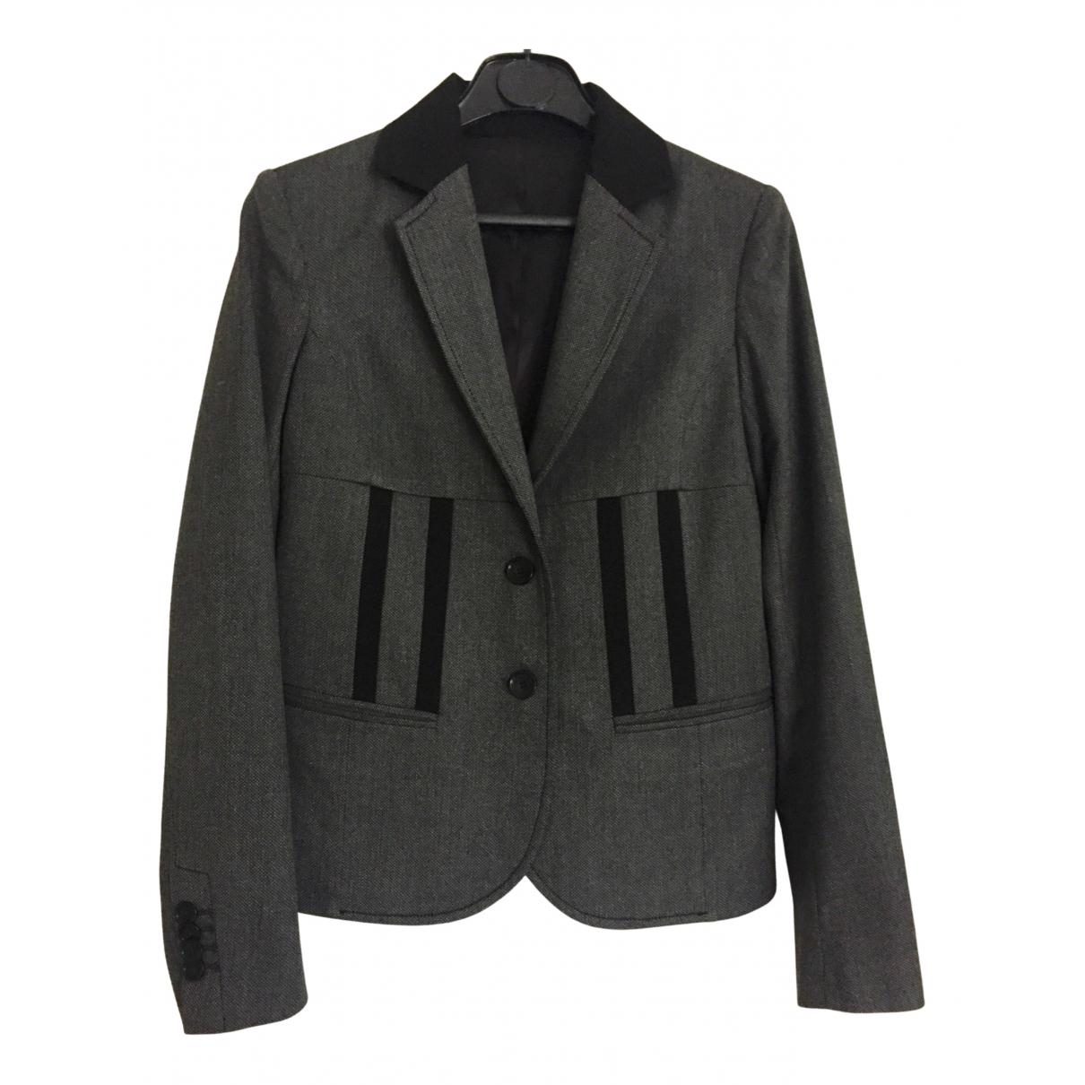 Jean Paul Gaultier N Grey jacket for Women 36 FR
