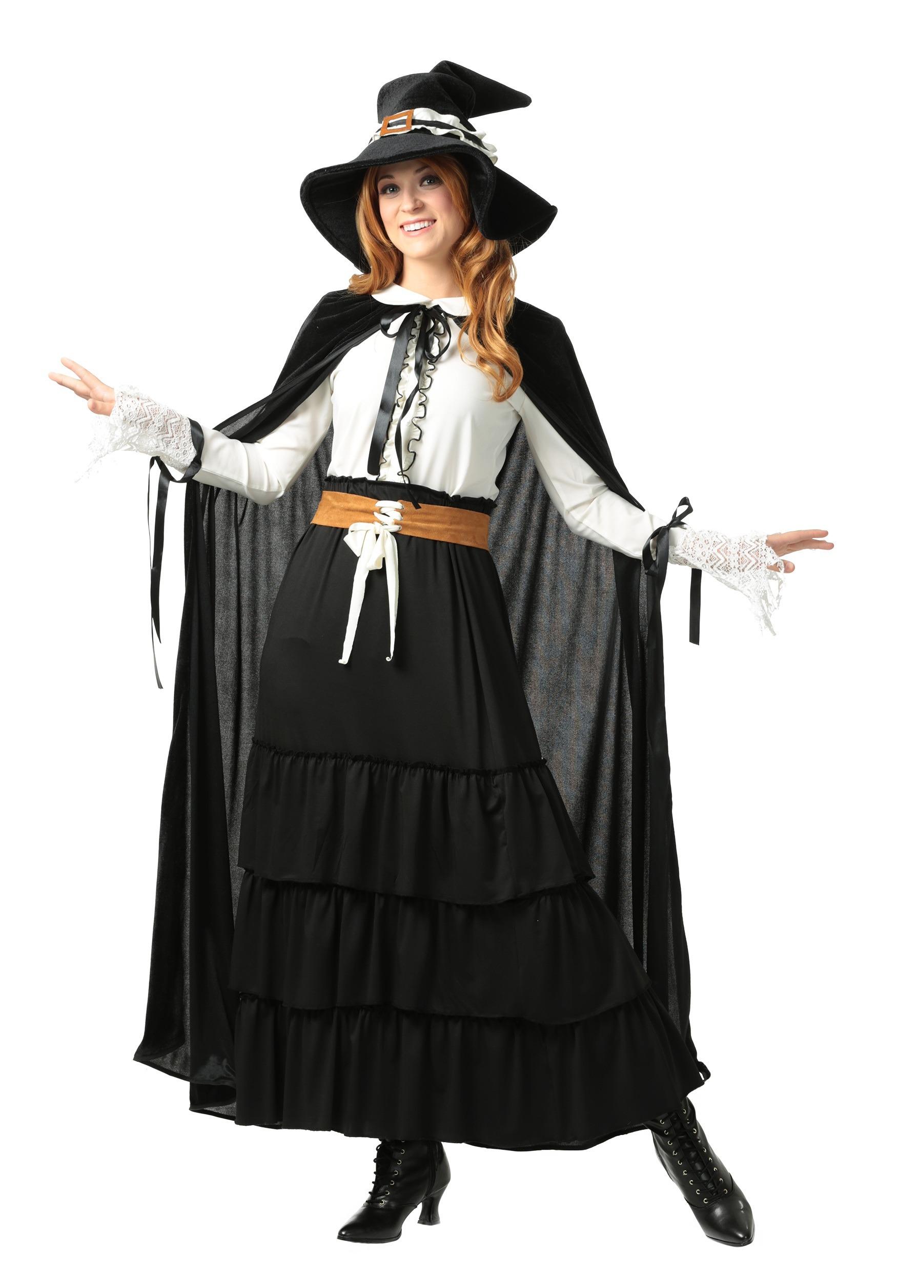 Adults Salem Witch Costume